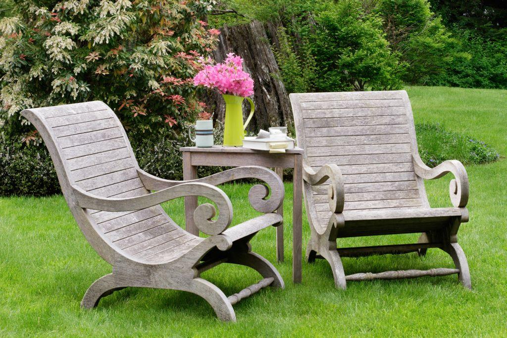 Muebles para jardín… ¿Cómo elegirlos? - EntreFans.com
