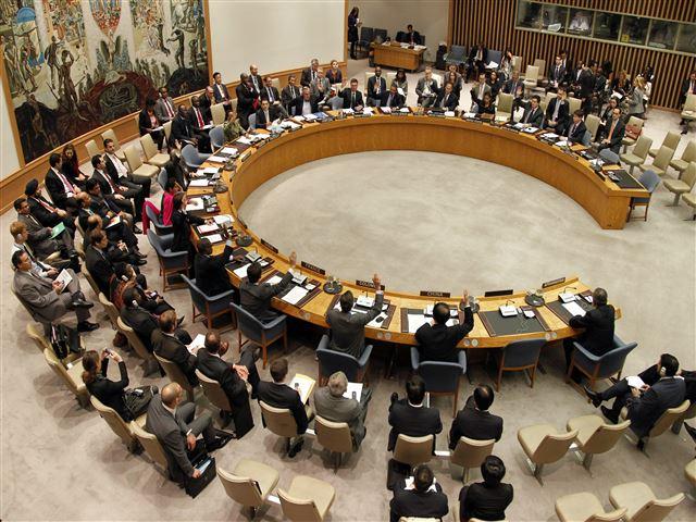 Consejo de Seguridad. / UN-Photo