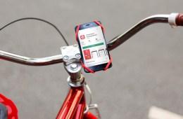 Tela de aplicativo iFood para Entregadores