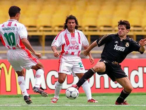 Necaxa vs Real Madrid - Mundial de Clubes 2000