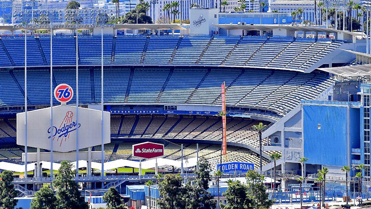 Estadio de los Dodgers