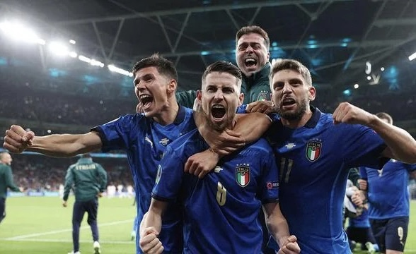 Italia es el primer finalista de la Eurocopa 2020; derrota a España en  penales – Las Noticias de Chihuahua – Entrelíneas
