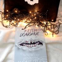 Resenha: O menino que desenhava monstros, Keith Donohue