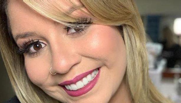 Marília Mendonca Mostra Boa Forma, Dois Meses Após Da A Luz