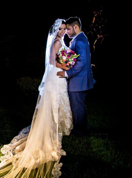 Jaime & Lina - bodas entremanteles
