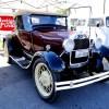 Encontro de colecionadores de carros antigos