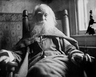 Redescoberto romance de Walt Whitman
