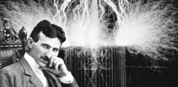 Nikola Tesla – O mestre dos raios
