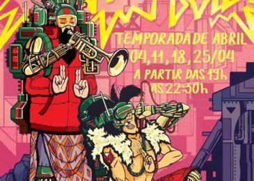 Matilha Cultural apresenta Guizado e Jonnatta Doll em seu happy hour