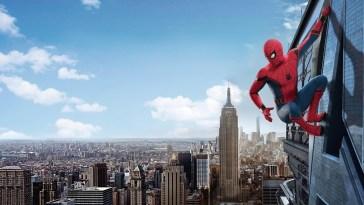 Homem-Aranha de volta ao lar: Seja bem vindo!