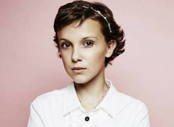 Millie Bobby Brown, de Stranger Things, estará no Geek City!