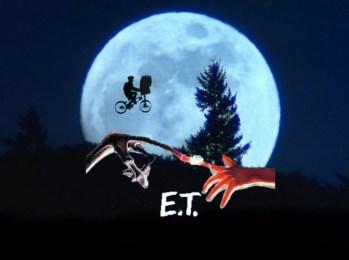 Nada muito sobre filmes – E.T. O Extraterrestre