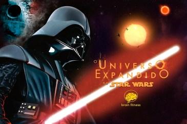 """O universo expandido de Star Wars"""