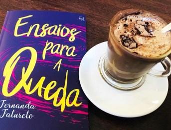 Ensaios para a queda, de Fernanda Fatureto