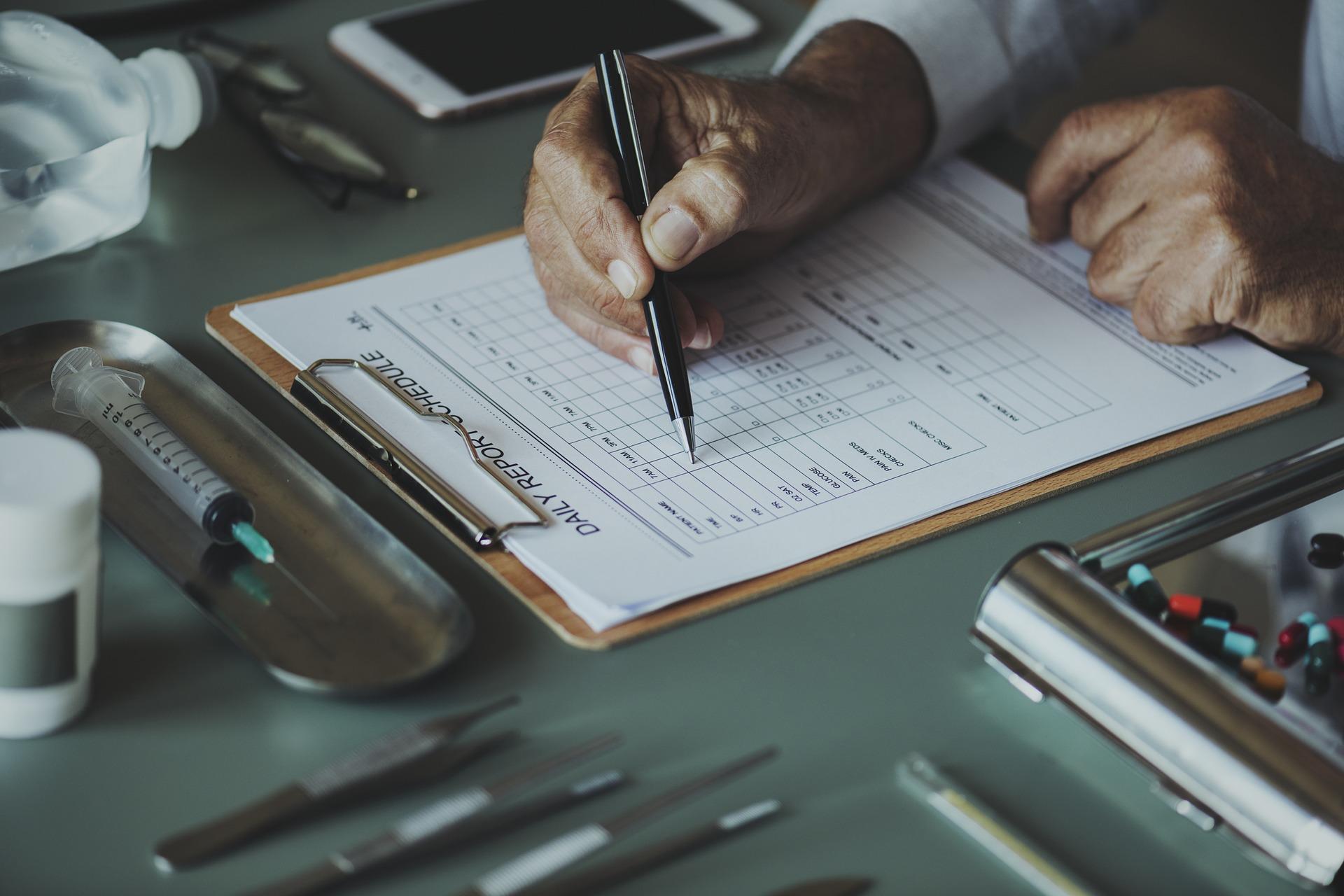 Imagen médico Blog Entrenaconluismi - Entrenador Personal Madrid