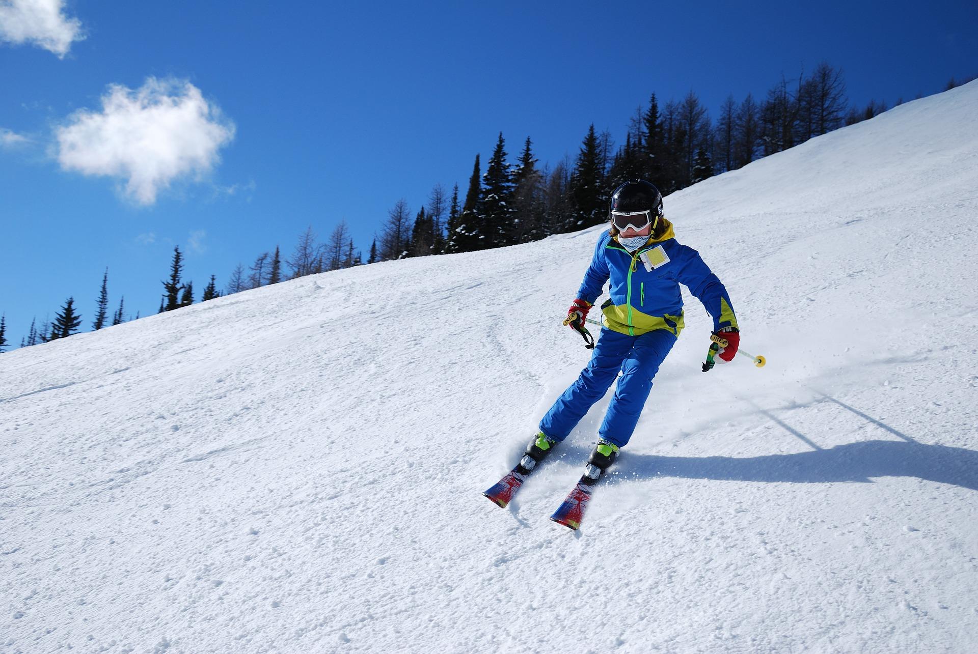 Imagen esquí Blog Entrenaconluismi - Entrenador Personal Madrid