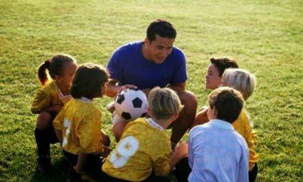 La primera etapa del futbolista