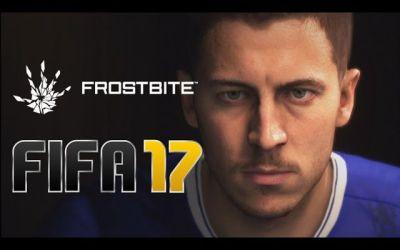 La influencia de los videojuegos de futbol (FIFA 17)