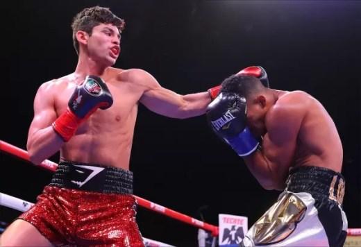 ryan garcia jose lopez combate, noticias boxeo, videos, mejores golpes, entrenar boxeo