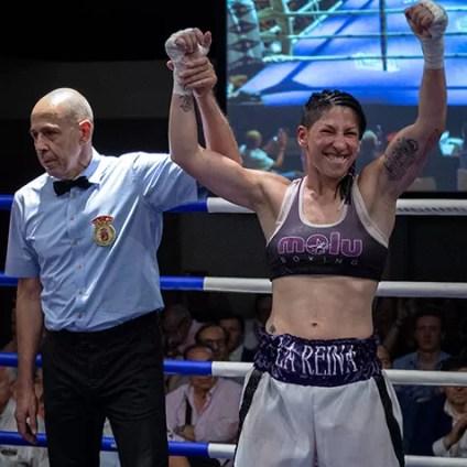 miriam guiterrez la reina, boxeadora nueva pelea madrid 29 noviembre, noticias boxeo