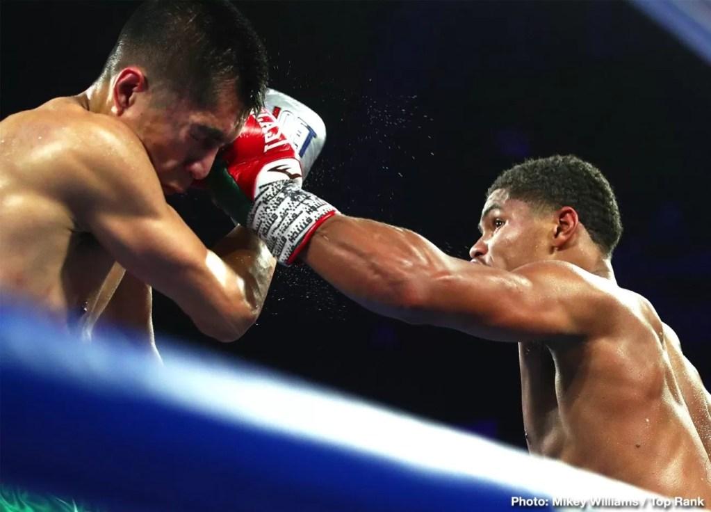 noticia boxeo, stevenson vs gonzalez, combate, resumen, video,entrenamientos boxeo