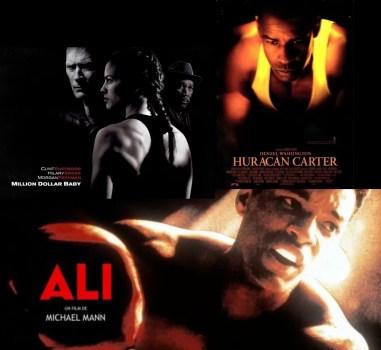 mejores peliculas de boxeo, ali, huracan carter, million dolar baby, rocky balboa
