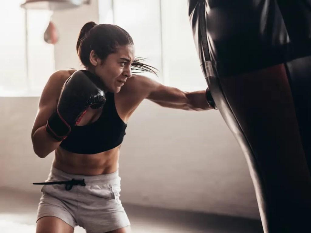 aumentar resistencia boxeo, perder peso, consejos entrenamientos boxeo, resistencia aerobica