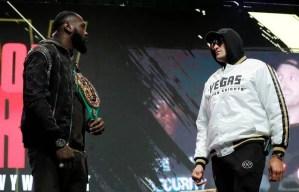 noticia boxeo, celebrara lugar fury vs wilder III