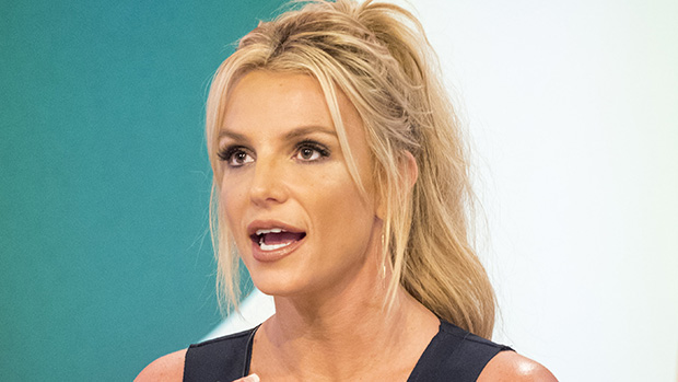 Britney Spears Celebrates Dad Being Suspended As Conservator By Flying A Plane: 'On Cloud 9'