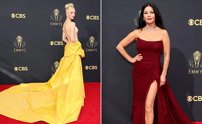 Emmys 2021: It's Only Real When There's A Red Carpet. The Looks We Loved