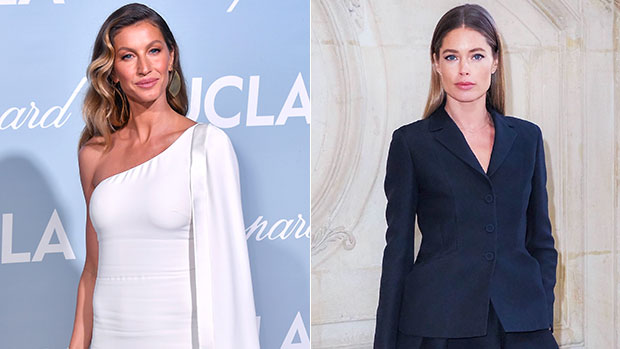 Gisele Bundchen Defends Doutzen Kroes After Viral Anti-COVID Vaccine Post: 'Hate Is Not The Answer'