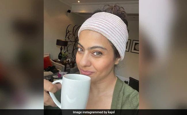 """How Much Coffee Is Too Much Coffee? Kajol Will Decide That After """"Another Round"""""""