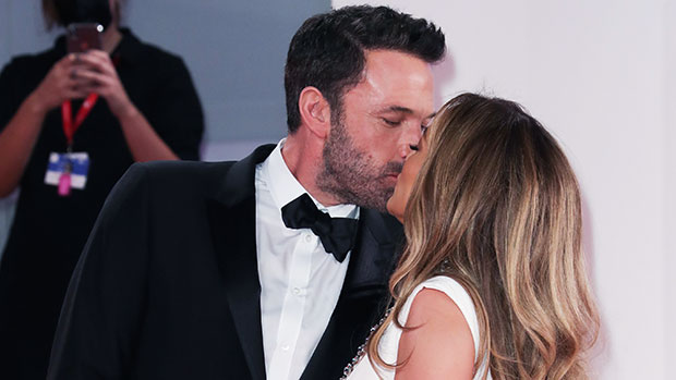 J.Lo & Ben Affleck Pack On The PDA On 1st Red Carpet Since Rekindled Romance — Photos