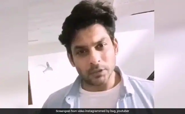 """Viral - Sidharth Shukla's Message To Fan In An Old Clip: """"Life Is Long, We'll Meet Soon"""""""