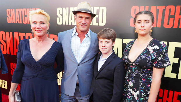 Christopher Meloni's Kids: Meet The 'Law & Order' Star's Two Children