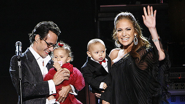 Marc Anthony's Kids: Facts About His 6 Kids, Including Twins With J.Lo