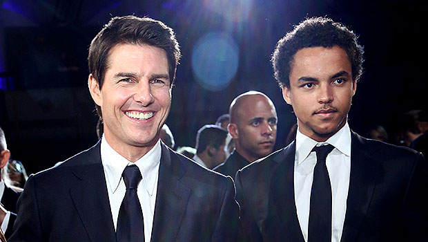 Tom Cruise Spotted In Rare New Photos After Baseball Hangout With Son Connor