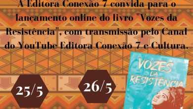 """Photo of Autoras se unem para lançamento virtual do livro """"Vozes da Resistência!"""