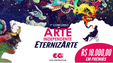 Photo of EternizArte lança o 1o Concurso de Arte Independente