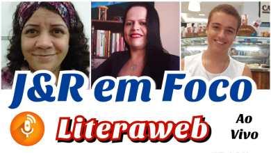 Photo of J&R em Foco – Ep.#03 – entrevista com Heloísa Carreiro, Luiz Filipe Muniz e Cleia Nascimento