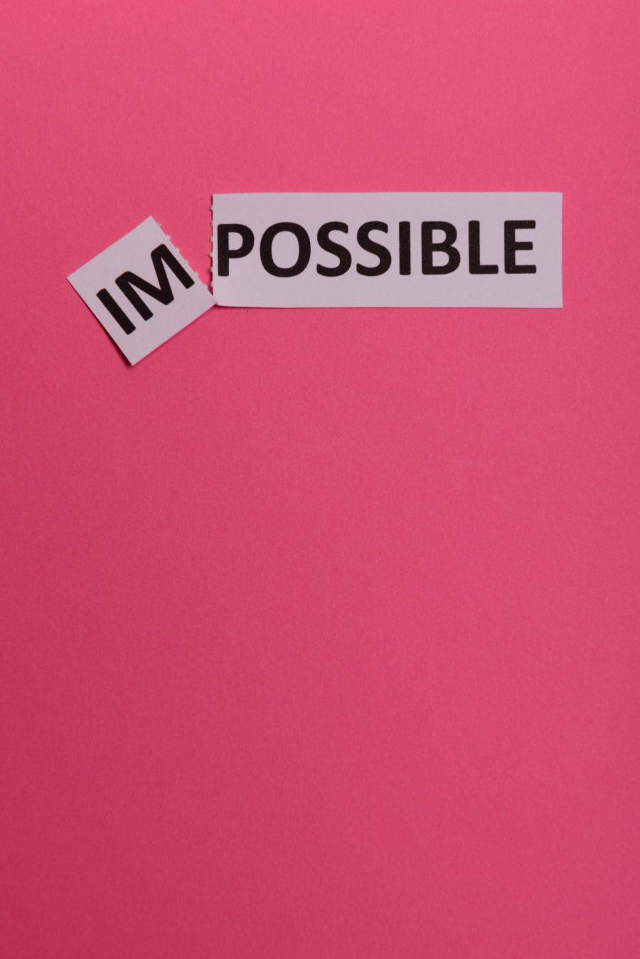 Appréhender l'impossible