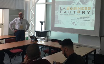 Atelier Pitch - La Business Factory