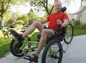 FunEcoBikes - Vélo couché à 3 roues