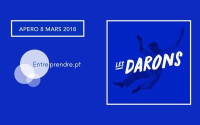 """""""Apéro Entreprendre.pt X Les Darons"""