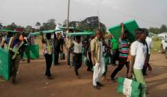 Independent National Electoral Commission Recruitment