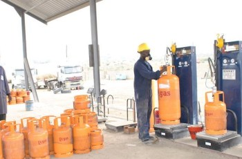 cooking gas retail business