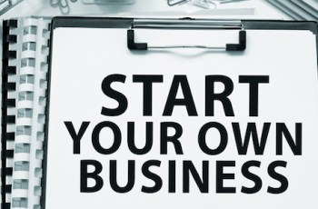 launching your own business