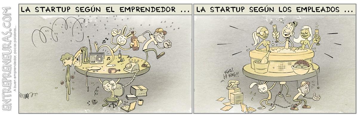 La startup según el emprendedor - Entrepreneuras.com