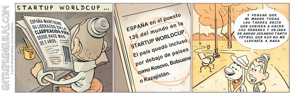 Startup Worldcup - Entrepreneuras.com