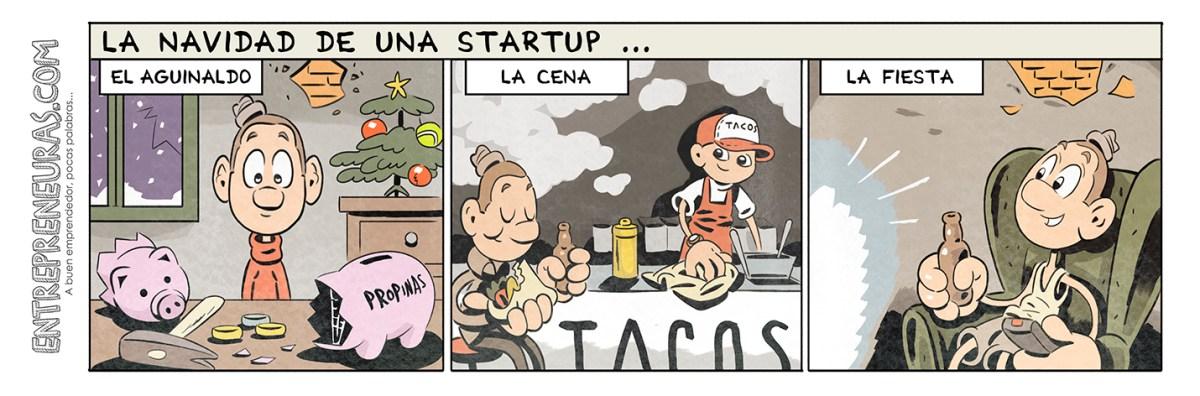 La navidad de una startup - Entrepreneuras.com